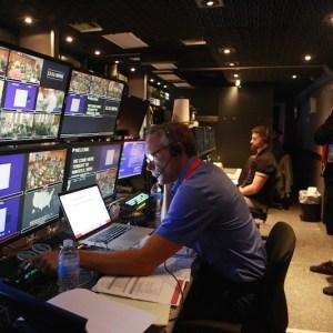 Video Production Control Room Charleston SC