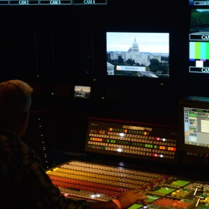 Video Production Control Room DC Arise News