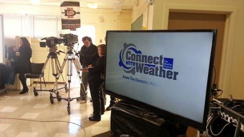 Live Production, Live Production Company, Multi-Camera Production, Video Production, Video Production Company, Production Staffing, The Weather Channel, Atlanta, Live Production Atlanta, Connect with Weather