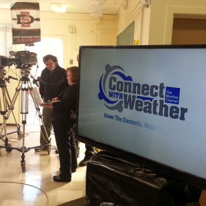 Video Production LA Connect With Weather