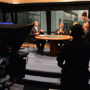 Video Production Set Arise News Washington DC