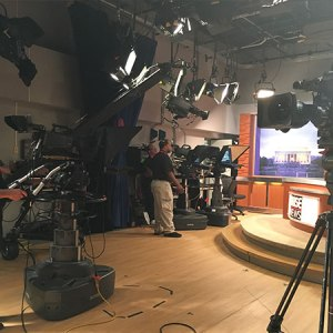 Live Production Arise News Town Hall Production