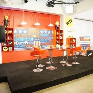 Buzzfeed Live Set