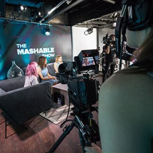 Live Production, Live Production Company, Multi-Camera Production, Video Production, Video Production Company, Production Staffing, Mashable, SXSW, Austin TX