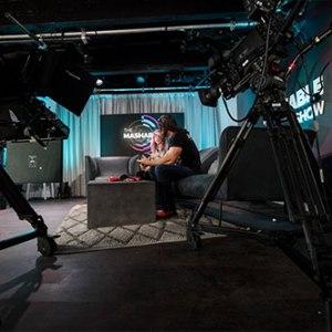 Video Streaming SXSW Mashable House