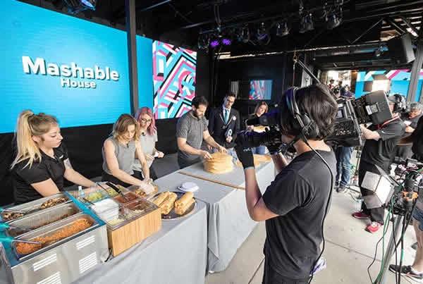 "Mashable | ""The Mashable Show"" Live at SXSW"