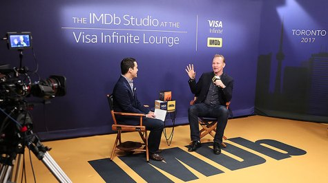 The IMDb Studio at Visa Infinite Lounge, Live Production
