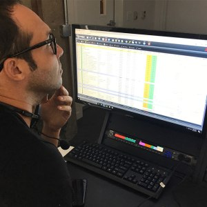 Driss in Control Room From EP Position