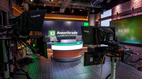 TD Ameritrade, Broadcast Consulting