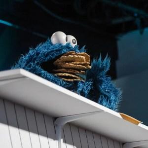 Cookie Monster SXSW Mashable