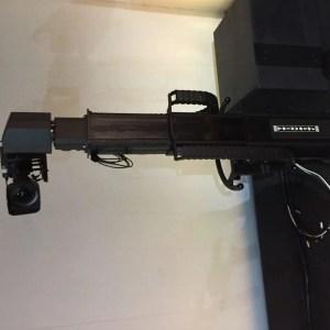 FLYwheel camera system