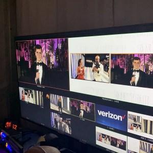 Vanity Fair Oscars Party Show Live Production