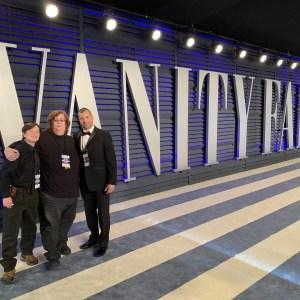 Vanity Fair Oscars Party Show LA
