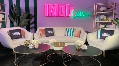 IMDb Live-at Elton John's AIDS Foundation Viewing Party, Live Production