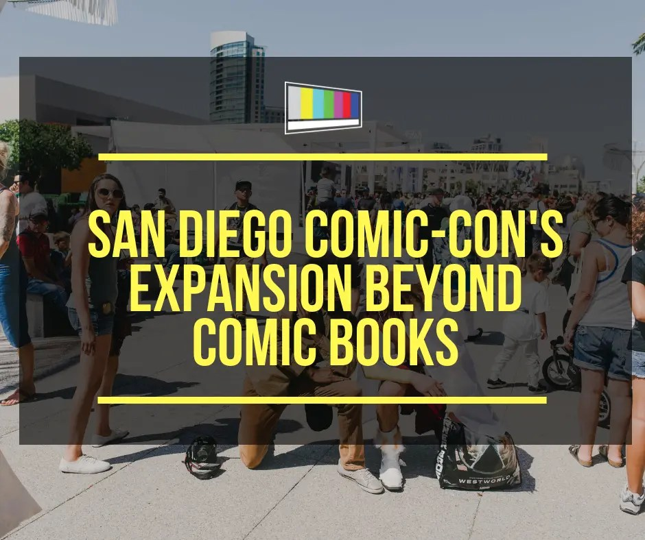 San Diego Comic-Con Expansion