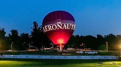 Amazon | Lift Off, The Fair of the Aeronauts