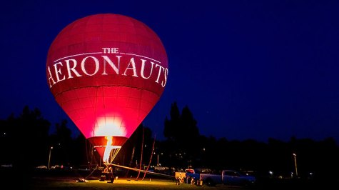 Amazon, Lift Off, The Fair of the Aeronauts, Live Production, Event Management