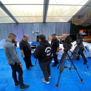 Live Production Jumanji The Next Level