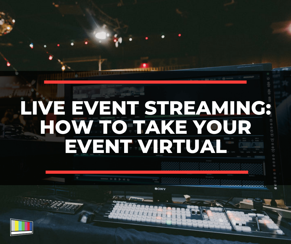 live event streaming