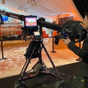 Live Production Jib Camera