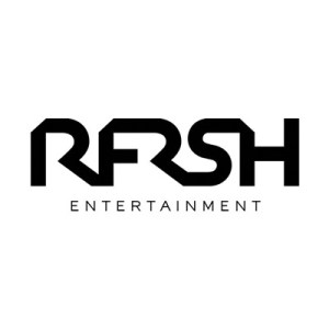 RFRSH Entertainment Logo