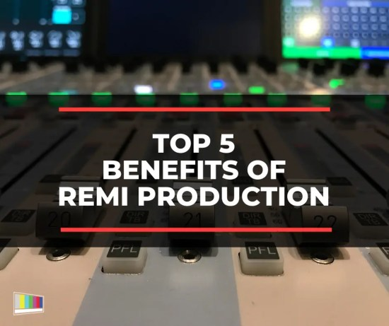 Top 5 Benefits of REMI Production