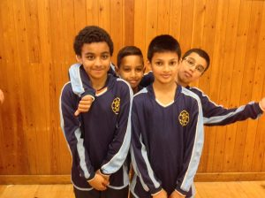 Broad Heath A (Amaan, Devontay, Arjun, Hamzah)