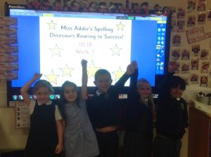 week 1 spellings
