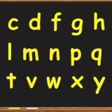 Initial Consonant Sounds