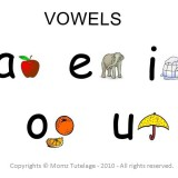 Initial Vowel Sounds