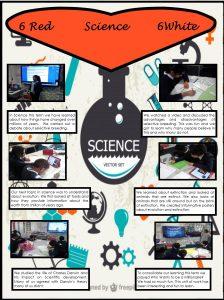 Autumn 2 Science 2015