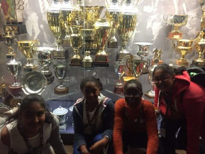 The Trophies, The Wins