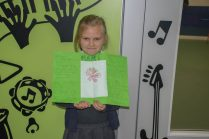 Martyna's lovely project about the lilly flower.