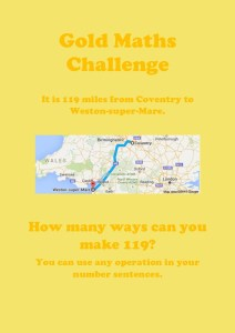 gold-maths-challenge