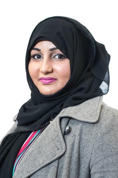 Mrs Sharif <br>(Library Admin)