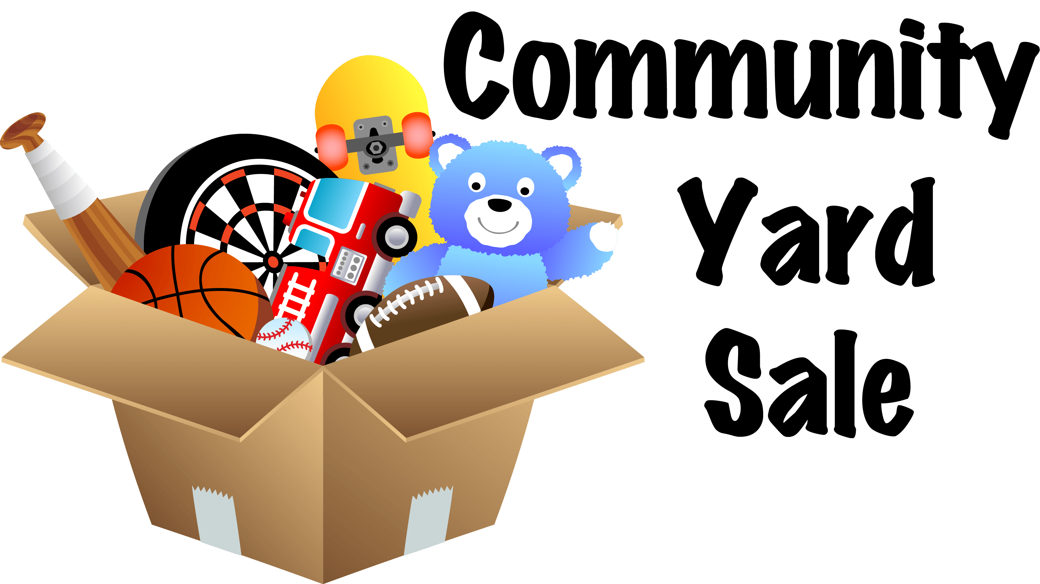 Image result for community yard sale