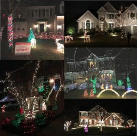 2016 Holiday Decorating Contest Winners