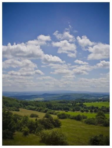 17|06|2012 – Blick vom Galgenkopf zum Taunus