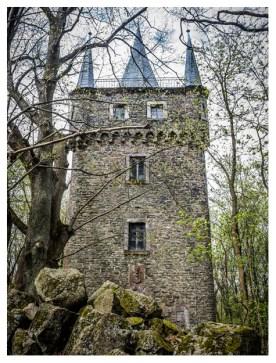 01 05 2013 – Die Dianaburg auf dem Kesselberg bei Greifenstein