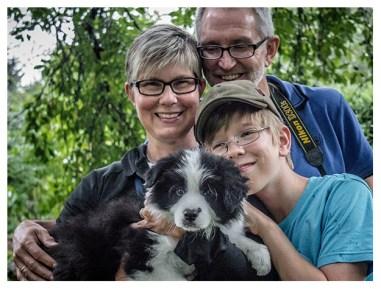25|08|2013 – Lange erwartet: »Joey« und seine neue Familie
