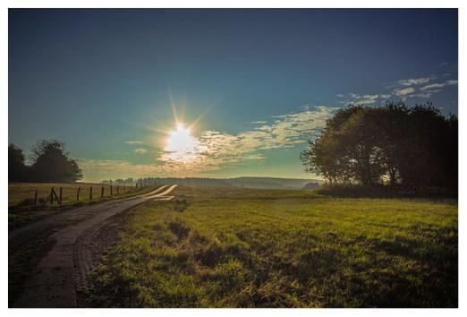 04|09|2013 – Sonnenaufgang bei Rennerod