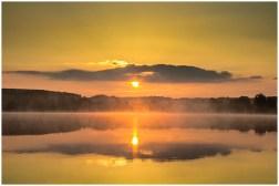 18|05|2014 – Sonnenaufgang am Wiesensee