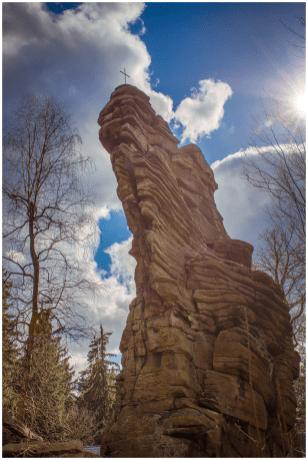 18|04|2015 – Die Greifensteine im oberen Erzgebirge