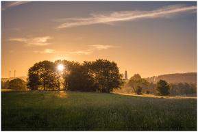 05|06|2015 – Sonnenaufgang bei Emmerichenhain