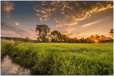 07 08 2015 – Sonnenaufgang bei Emmerichenhain