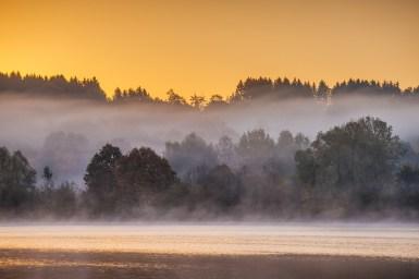 30|10|2016 – Sonnenaufgang am Wiesensee