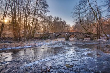 06|01|2017 – Alte Nisterbrücke bei Marienstatt