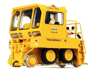 The BLI HO Scale Trackmobile
