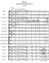 """""""Leonore"""" Overture No. 3"""