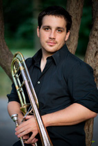 William Lang, trombone